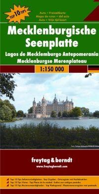 Mecklenburgi-tóhátság, Top 10 tipp, 1:150 000