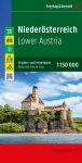 Alsó-Ausztria térkép