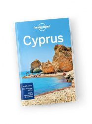 Cyprus travel guide - Ciprus Lonely Planet útikönyv