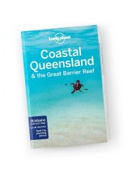 Coastal Queensland & the Great Barrier Reef travel guide travel guide - Lonely Planet - útikönyv 2017