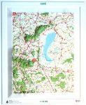 Fertő domború térkép