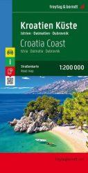 Horvát tengerpart (Isztria-Dalmácia-Dubrovnik)