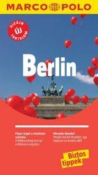 Berlin- Marco Polo útikönyv 2017-es