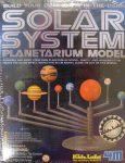 Naprendszer modellező szett