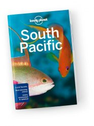 South Pacific travel guide - Déli-Csendes-óceán útikönyv Lonely Planet