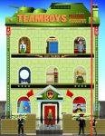 TeamBoys House - Army - Foglalkoztatófüzet