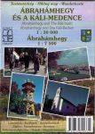 Ábrahámhegy és a Káli-medence túristatérképe