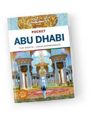 Pocket Abu Dhabi - Lonely Planet útikönyv