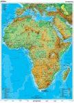 Afrika domborzata, DUO 160*120 cm, laminált, faléces