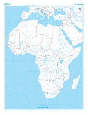 Afrika Domborzata Duo 160 120 Cm Laminalt Faleces A Lurdy Haz