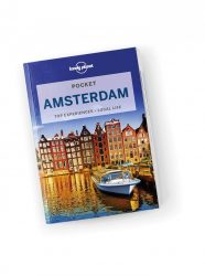 Amsterdam Pocket Guide - Amszterdam Lonely Planet útikönyv