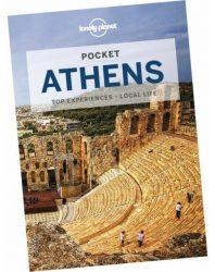Athens Pocket - Lonely Planet útikönyv