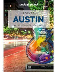 Austin útikönyv 2018 - Austin Pocket - Lonely Planet