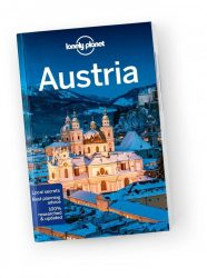 Austria travel guide - Ausztria Lonely Planet útikönyv