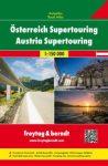 Ausztria Supertouring autóatlasz