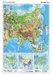 Ázsia gazdasága, 160*120 cm, laminált, faléces