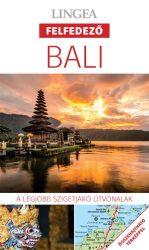 Bali - Lingea-Felfedező-útikönyv