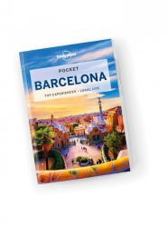 Pocket Guide Barcelona - Lonely Planet