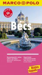 Bécs- Marco Polo útikönyv 2017-es