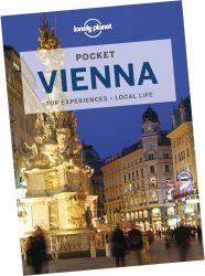 Pocket Vienna - Bécs Lonely Planet útikönyv