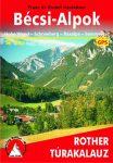 Bécsi-Alpok-  Rother túrakalauz