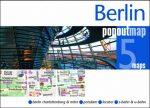 Berlin - várostérkép, popout