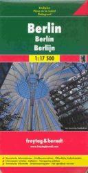 Berlin térképe