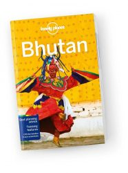 Bhutan travel guide - Bhután Lonely Planet útikönyv