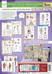 Biológia tanulói munkalapcsomag