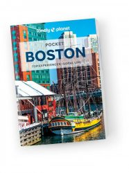 Boston pocket guide - Lonely Planet útikönyv