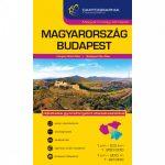 Budapest-Magyarország duó atlasz 2020