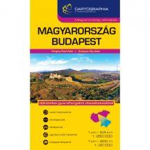 Budapest-Magyarország duó atlasz 2020-2021