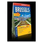 Brüsszel - comfort - zsebtérkép