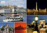 Budapest képekben tányéralátét könyöklő