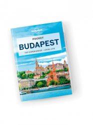 Pocket guide Budapest - Lonely Planet útikönyv