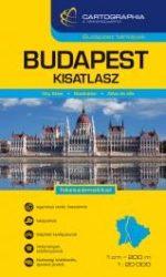 Budapest kisatlasz 2019