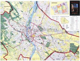 Budapest 1944-ben és a Holocaust , 100*70 cm - laminált, lécezett