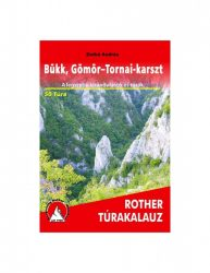 Bükk, Gömör-Tornai-karszt - Rother túrakalauz
