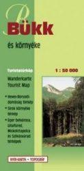 Bükk - turistatérkép 2009