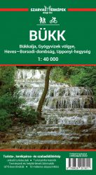Bükk - turistatérkép 2017.
