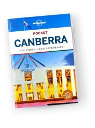 Pocket guide Canberra - Lonely Planet útikönyv