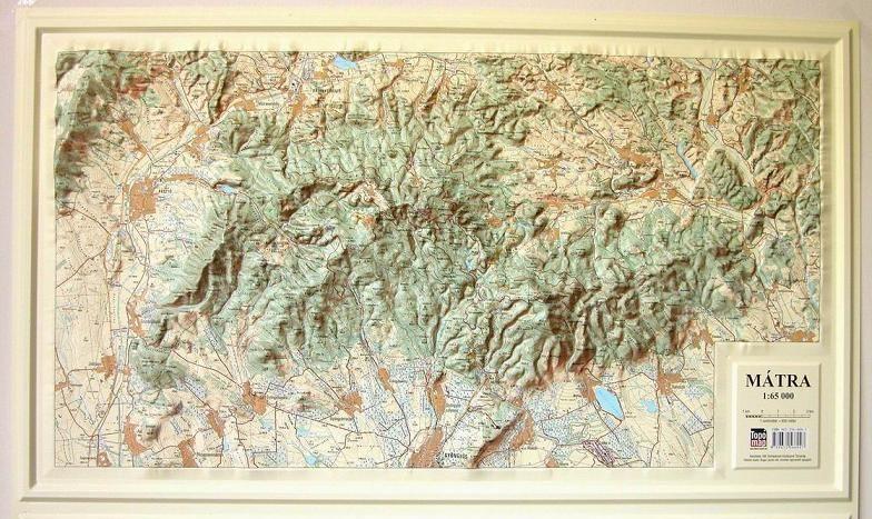 magyarország térkép mátra Mátra domború térkép   A Lurdy Ház Térképbolt,Tel:456 05 61  magyarország térkép mátra