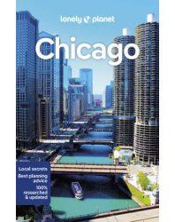 Chicago city guide - Lonely Planet útikönyv