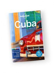 Cuba travel guide - Lonely Planet - Kuba útikönyv 2017