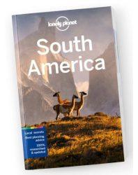 South America travel guide - Dél-Amerika Lonely Planet útikönyv
