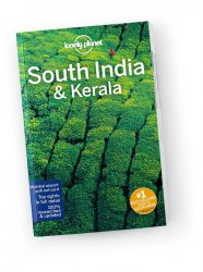 South India & Kerala travel guide - Dél-India és Kerala Lonely Planet útikönyv