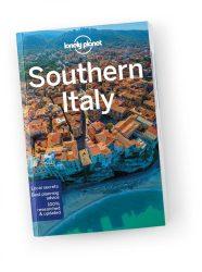 Southern Italy travel guide - Dél-Olaszország Lonely Planet útikönyv