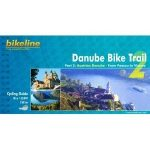 Danube Bike Trail 2. - Duna kerékpáros atlasz 2. (Passau-Bécs)