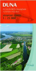 Duna - IV.: Dunaújváros - országhatár vízisport térkép