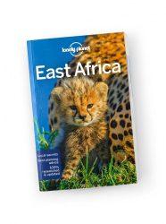 Kelet-Afrika útikönyv 2017 - East Africa travel guide - Lonely Planet